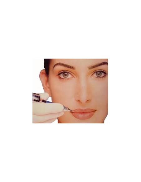 Perfilado de labios  micropigmentacion