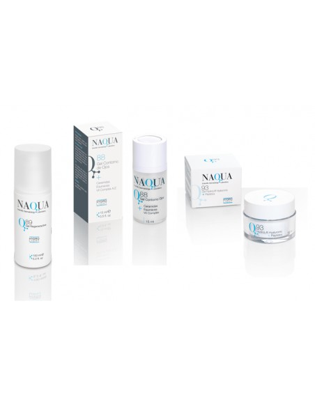 Pack tratamiento Vital Radiance (Q89, Q93, Q88, Q54v)