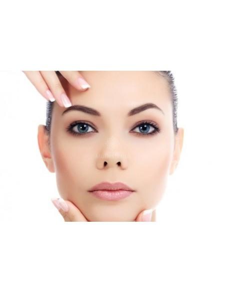Correcion de las arrugas con Botox - Patas de gallo y entrecejo