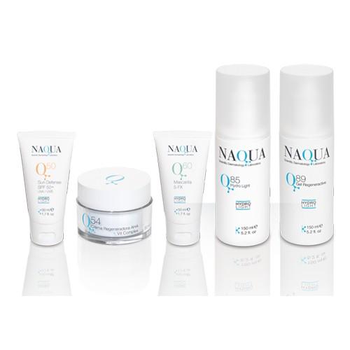 Tratamiento Post tratamiento LASER o Peeling de ácidos Naqua
