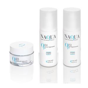 Tratamiento para pieles grassa Naqua