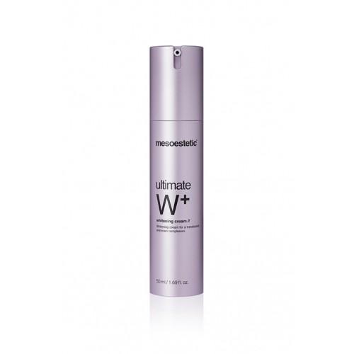 Ultimate W+ Whitening cream
