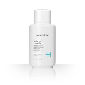 Facial gel cleanser Mesoestetic