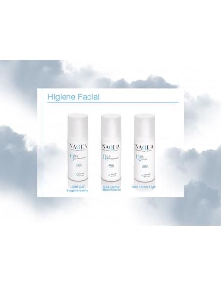 Pack naqua Higiene Facial