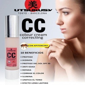 CC correcting colour cream
