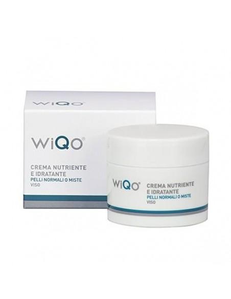 WIQO Ceram nutriente piel mixta  o normal