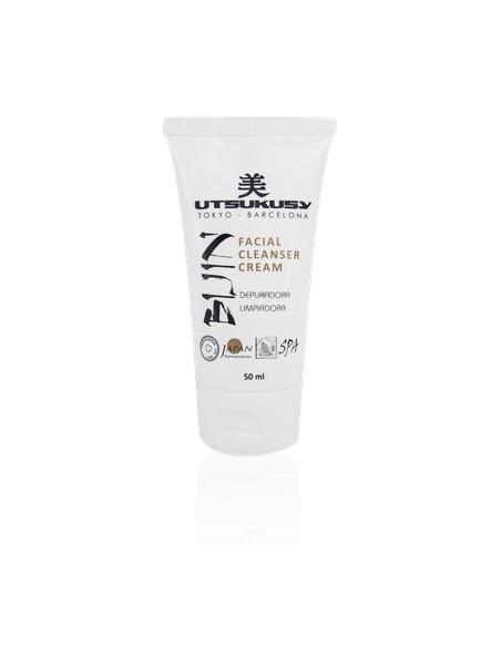 Crema facial depuradora limpiadora BIJIN