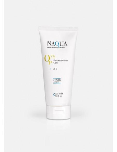 Q75 Microexfoliante 3-FX Naqua 200ml