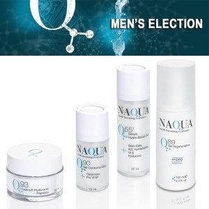 pack MEN'S ELECTION NAQUA - Q89 Q93 Q55/1 Q90