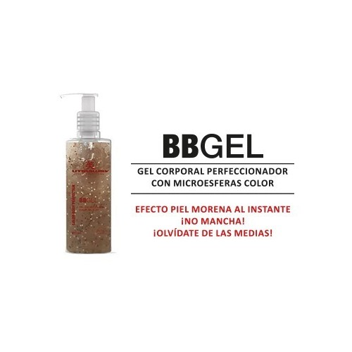BB GEL Bronceador