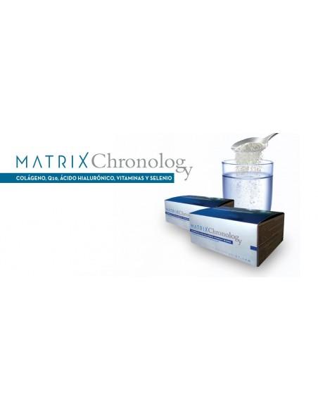 Matrix chronology colageno q10 ac.hialuronico