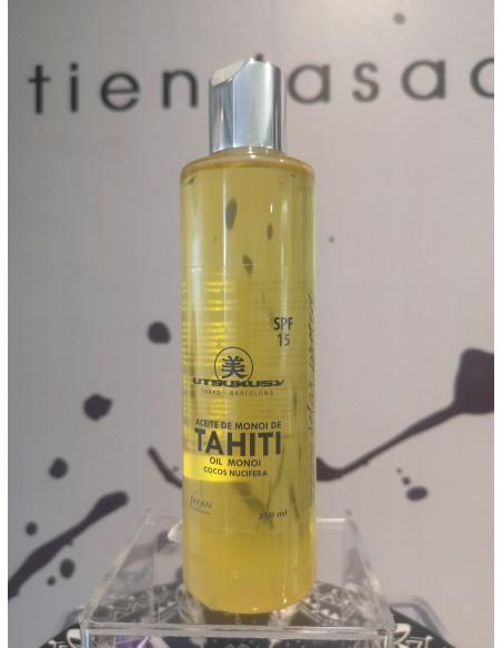 aceite monoi proteccion y coco deTahity