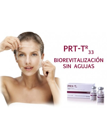 PRX-T33 PACK 4 PEELING + Tratamiento Casa pelling uso en clinica