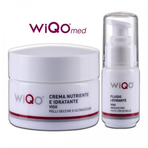Pack WIQO piel seca + Loción levigante
