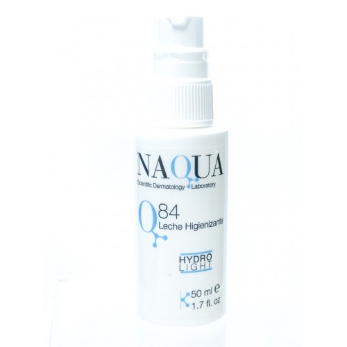 Naqua Q84 limpiadora 50ml viaje