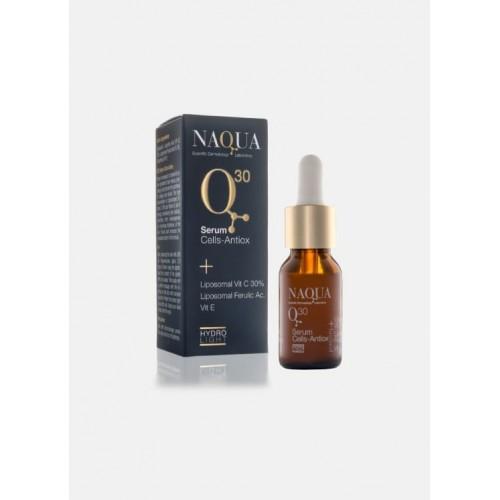 Q30 Serum Cells-Antiox Liposomal Vit C 30% Liposomal Ferulic Ac. Vit E