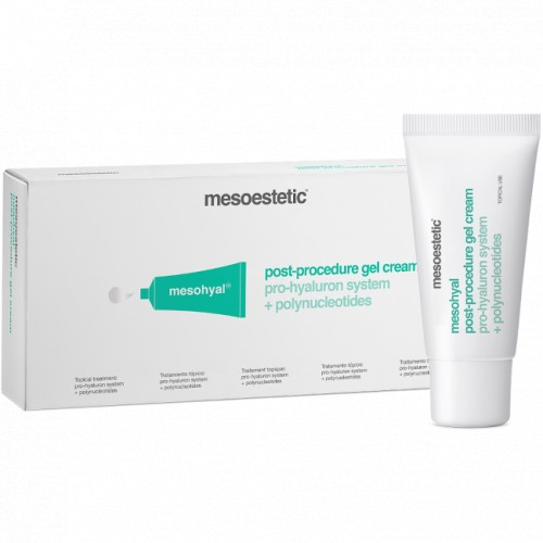 mesohyal®  post-procedure gel cream